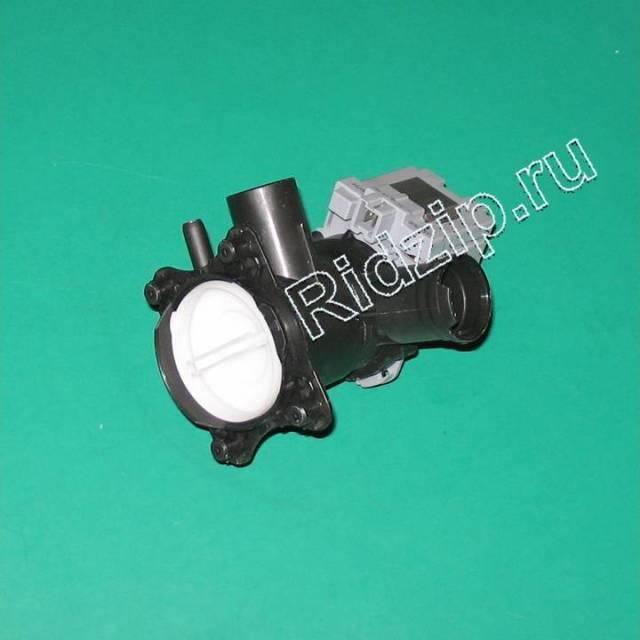 PMP015BO - Насос сливной ( помпа ) с улиткой 30W  к стиральным машинам Разных фирм (Разных фирм)