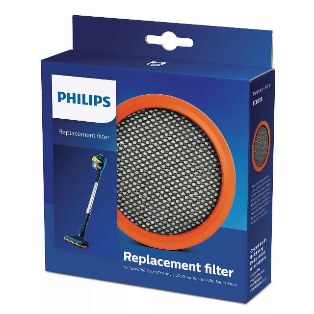 PS 300002763521 - Фильтр моющийся FC8009/01 к пылесосам Philips (Филипс)