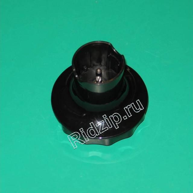 PS 420303585610 - Крышка-редуктор   черный   D-9.5 см. к блендерам Philips (Филипс)