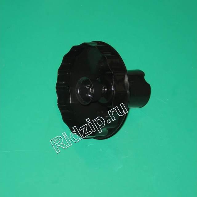 PS 420303596121 - Крышка-редуктор  черный  D-12 см к блендерам Philips (Филипс)