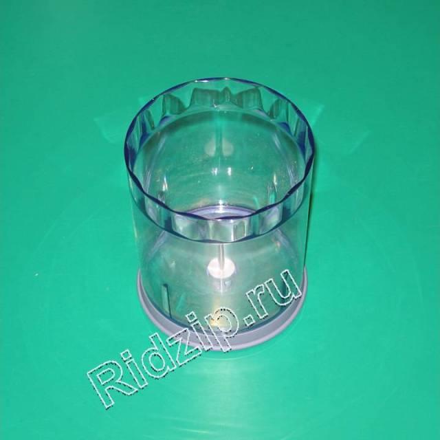 PS 420303595221 - Чаша измельчителя большая  к миксерам Philips (Филипс)