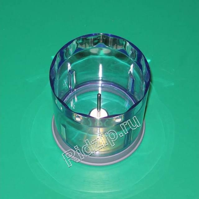 PS 420303595251 - Чаша измельчителя малая D=95мм  H=100мм к блендерам Philips (Филипс)