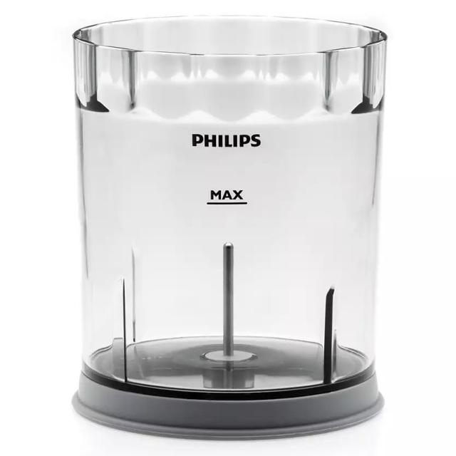 PS 420303607811 - Чаша измельчителя большая, D = 120 мм, CP9714/01 к блендерам Philips (Филипс)