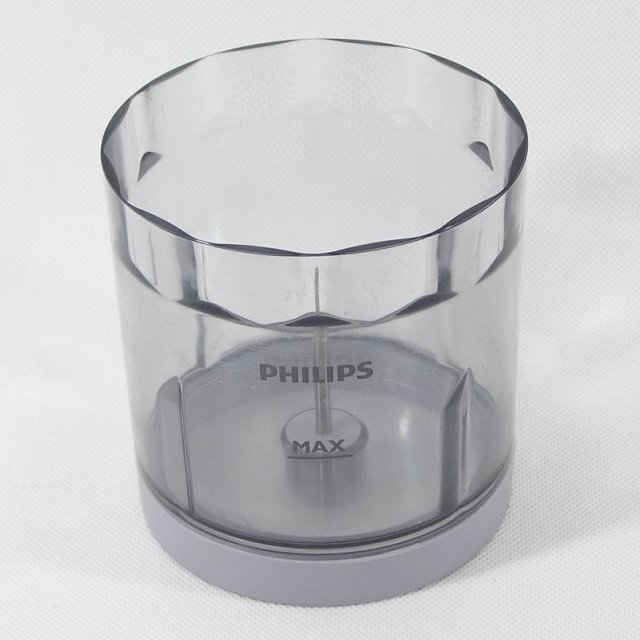 PS 420303607871 - Чаша измельчителя, малая, D = 95 мм к блендерам Philips (Филипс)