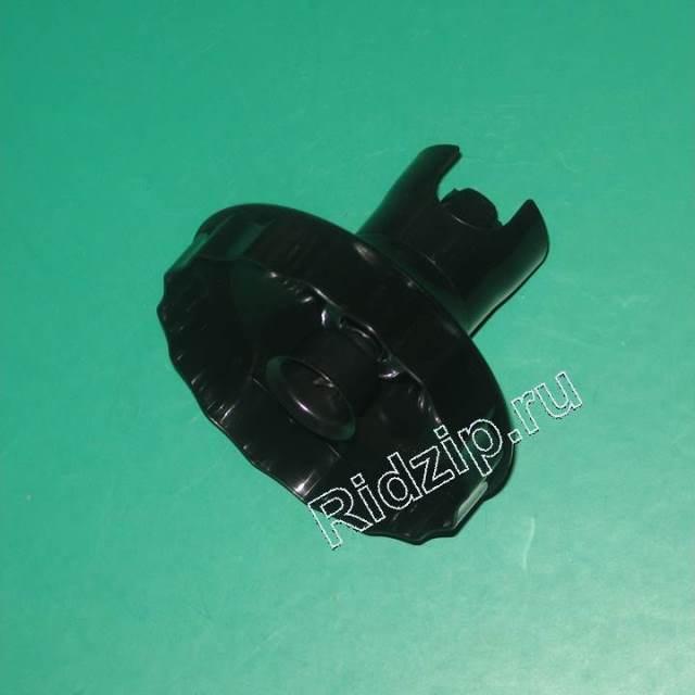 PS 420303608211 - Крышка-редуктор  черный  D= 12 см. к блендерам Philips (Филипс)