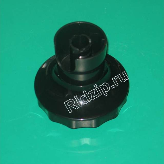 PS 420303608251 - Крышка-редуктор черная  D=9 см. к блендерам Philips (Филипс)