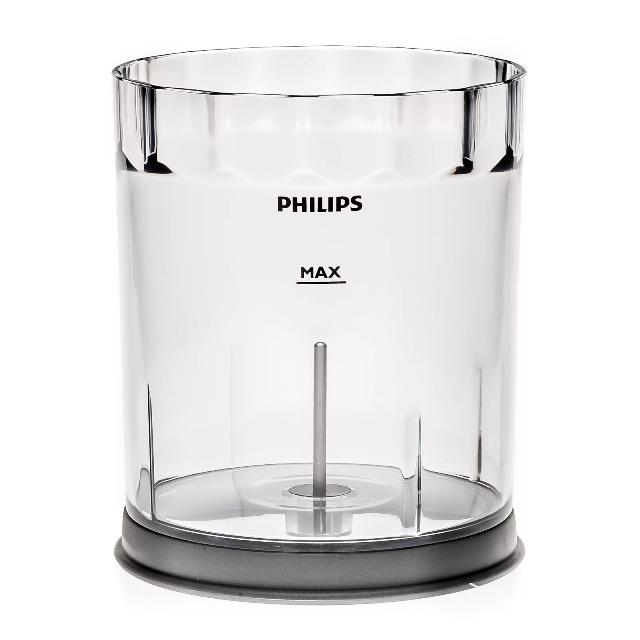 PS 420303612771 - Чаша измельчителя большая, D = 120 мм, CP0267/01 к блендерам Philips (Филипс)