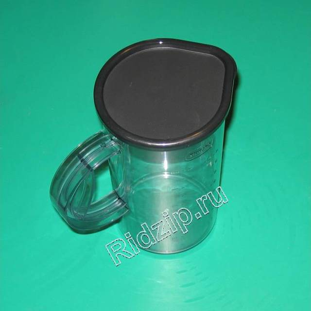 PS 420306566350 - Мерный стакан с крышкой к блендерам Philips (Филипс)