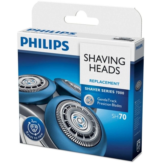 PS 422203625211 - Головка бреющая SH70/50 к бритвам Philips, Saeco (Филипс, Саеко)