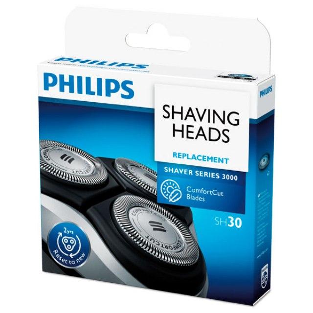 PS 422203626411 - Головка бреющая SH30/50 к бритвам Philips (Филипс)