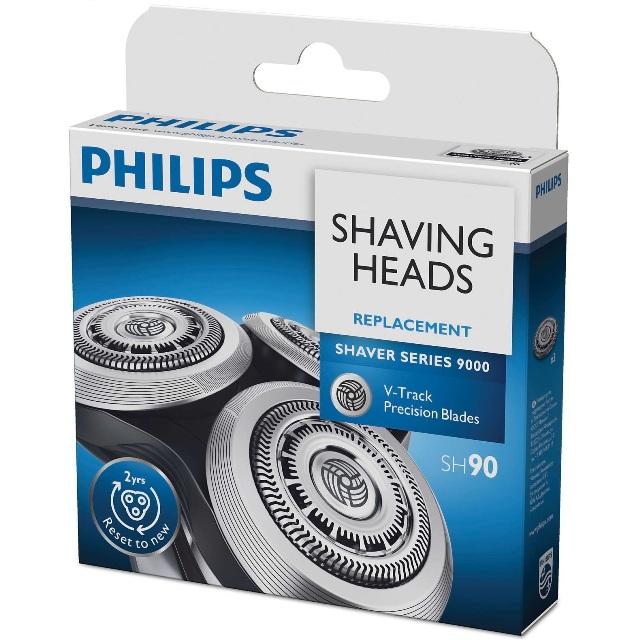 PS 422203627791 - Головка бреющая SH90/50 к бритвам Philips (Филипс)