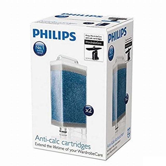 PS 423902286111 - Картридж очистки воды (комплект из 2 шт.), GC019/00 к утюгам Philips (Филипс)