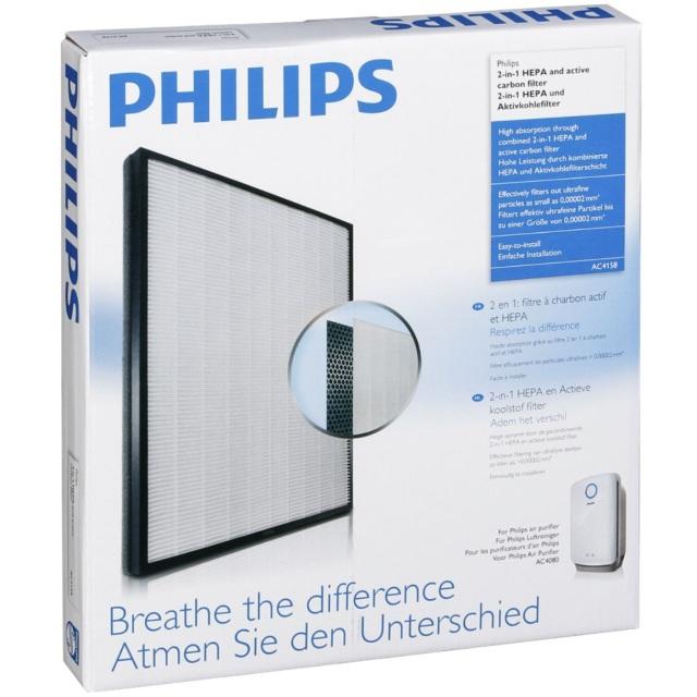 PS 424121075001 - Фильтр многофункциональный AC4158/00 к воздухоочистителям и увлажнителям Philips (Филипс)