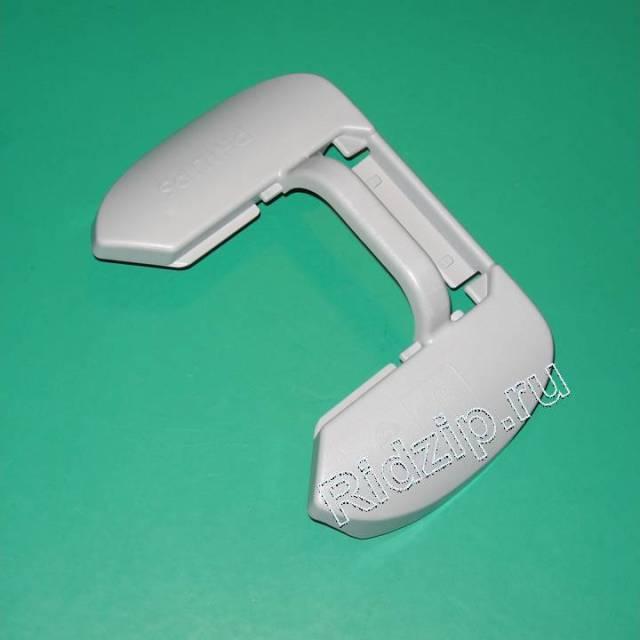 PS 432200323830 - Рамка-держатель мешка к пылесосам Philips (Филипс)