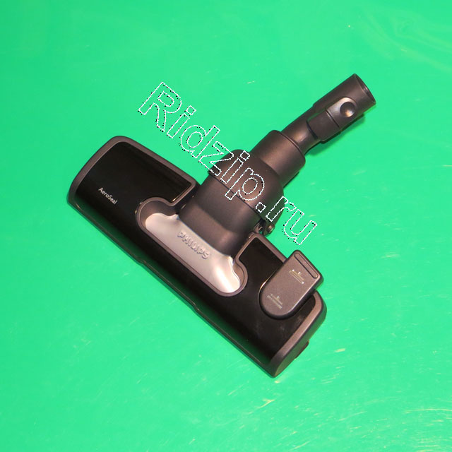 PS 432200424061 - Щетка ( насадка ) с защёлкой к пылесосам Philips (Филипс)