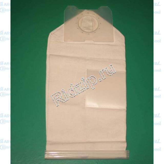 PS 482248010215 - Пылесборник текстильный (многоразовый мешок) Triathlon к пылесосам Philips (Филипс)