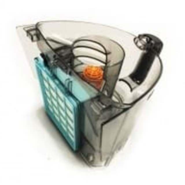 PS 996510062295 - PS 996510062295 Контейнер для сбора пыли к пылесосам Philips (Филипс)