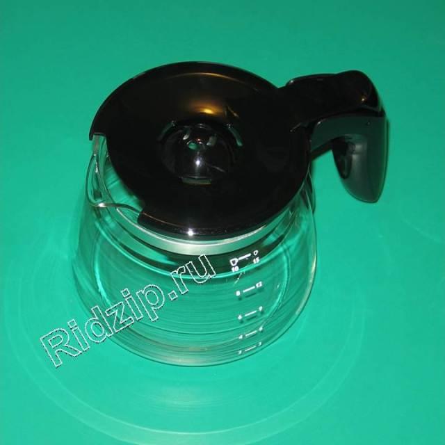 PS 996510067392 - Колба ( стекло ) к кофеваркам и кофемашинам Philips, Saeco (Филипс, Саеко)