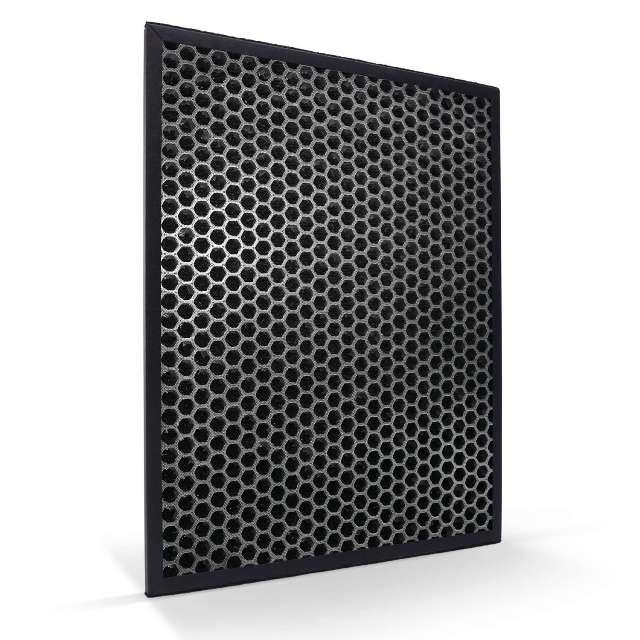 PS 996510074989 - Фильтр угольный FY3432/10 к воздухоочистителям и увлажнителям Philips (Филипс)