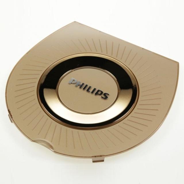 PS 996510077077 - Крышка отсека пылесборника к роботам-пылесосам Philips (Филипс)