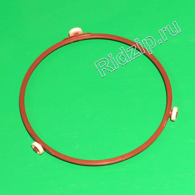 SH 262200200024 - Кольцо вращения тарелки ( ролики ) к микроволновым печам, СВЧ Sharp (Шарп)
