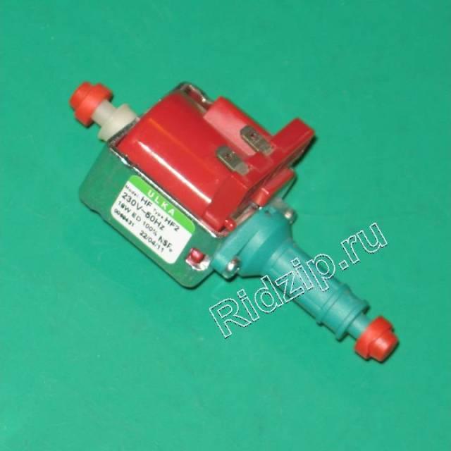 TS 100371 - Насос ( помпа ) 18W Ulka HF2 (230 V  50 Гц  18 Вт)  к пылесосам Thomas (Томас)