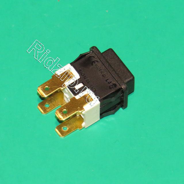 TS 112180 - Кнопка выключателя   к пылесосам Thomas (Томас)