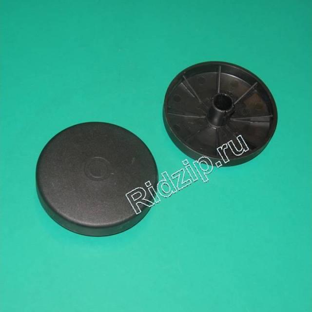 TS 130081 - Колесо черное к пылесосам Thomas (Томас)