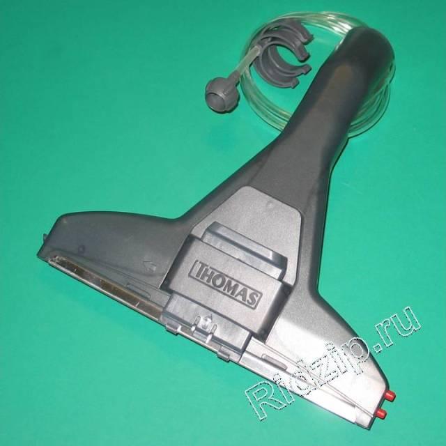 TS 139917 - Насадка для влажной уборки с металлической накладкой на рабочей поверхности (совместима с адаптером арт 139727) к пылесосам Thomas (Томас)