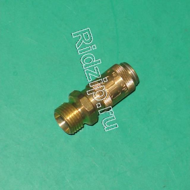 TS 192457 - Штуцер металл к пылесосам Thomas (Томас)
