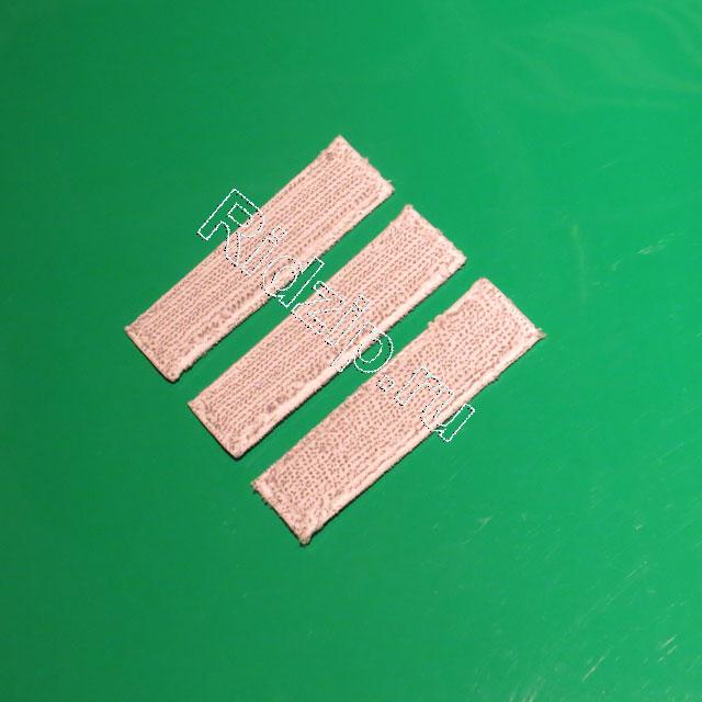 TS 787249 - Комплект салфеток из микрофибры для паркета и ламината для насадки Aqua Stealth(арт 787247) к пылесосам Thomas (Томас)