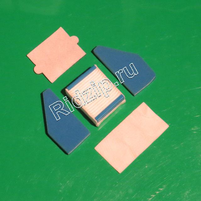 TS 787272 - Комплект специальных гигиенических фильтров P99 для моделей XT  XS к пылесосам Thomas (Томас)