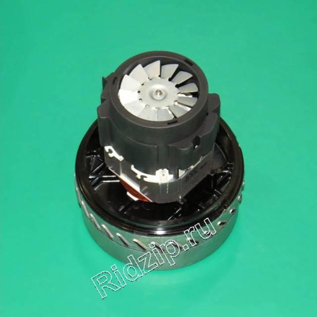 VAC001UN - Мотор ( электродвигатель) ( AMETEK H 061300447 ) 1000W 220V D=140 мм. H=165 мм. к пылесосам Разных фирм (Разных фирм)