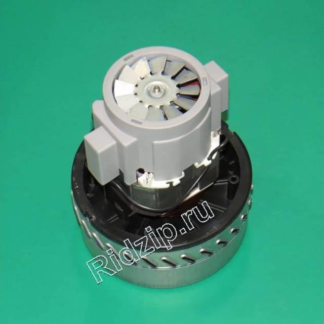 VAC002UN - Мотор (электродвигатель) ( AMETEK H 061300524) 1200W 220V D=145 мм. H=175 мм. к пылесосам Разных фирм (Разных фирм)
