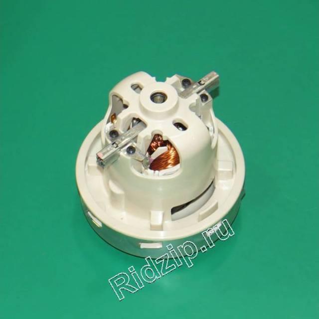 VAC013UN - Мотор (электродвигатель) ( AMETEK E 064200027) 1300W 220V D=130 мм. H=130 мм. к пылесосам Разных фирм (Разных фирм)