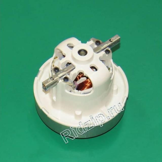 VAC045UN - Мотор (электродвигатель) ( АМЕТЕК E 063200085 ) 1200W 220V D=130 мм. H=130 мм. к пылесосам Разных фирм (Разных фирм)