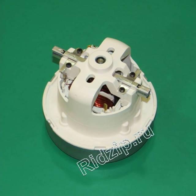 VAC052UN - Мотор ( электродвигатель) ( AMETEK E 064300015 ) 1500W 220V D=140 мм. H=145 мм. к пылесосам Разных фирм (Разных фирм)