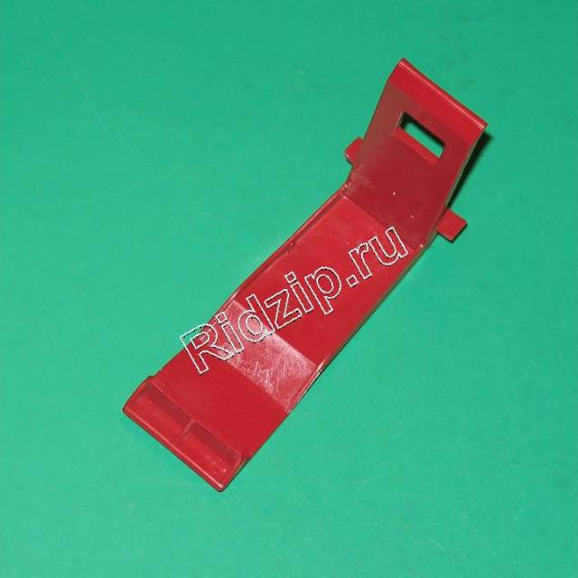 VA 1-3-124587-02 - Защелка корпуса красная к пылесосам Vax (Вакс)