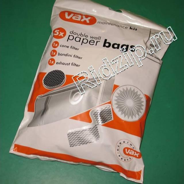 VA 1-9-125401-00 - Комплект мешки 5шт + фильтры 1+1+1 к пылесосам Vax (Вакс)