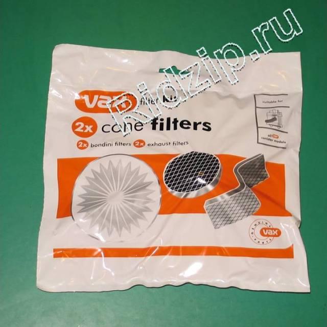 VA 1-9-125407-00 - Комплект фильтров  2+2+2 шт. к пылесосам Vax (Вакс)