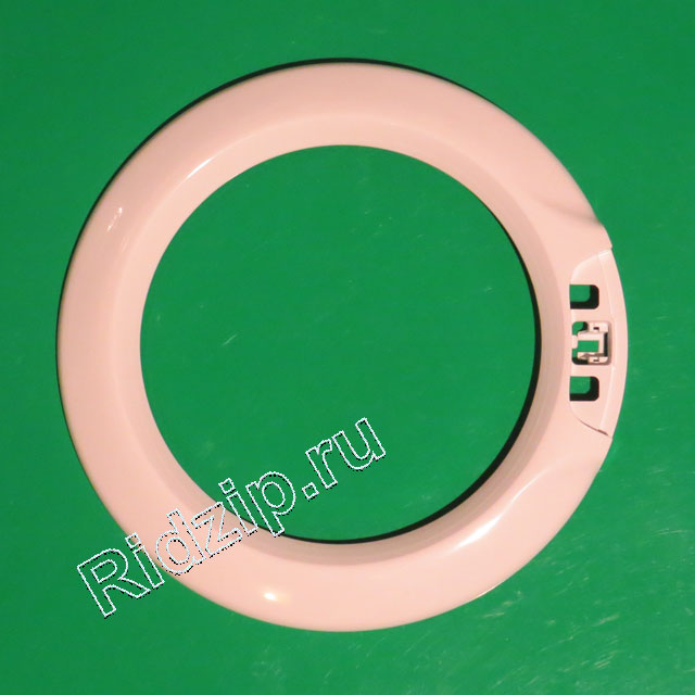 V 42004895 - Обрамление люка внешнее белое к стиральным машинам Vestel (Вестел)