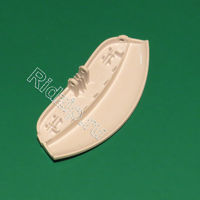 V 42004896 - Ручка люка белая к стиральным машинам Vestel, Sanyo, Regal (Вестел, Саньо, Регал)