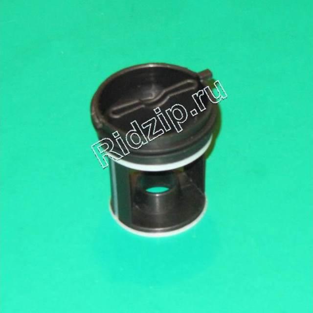 WS061 - Фильтр сливного насоса Indesit, Ariston 092264 к стиральным машинам универсальные ()