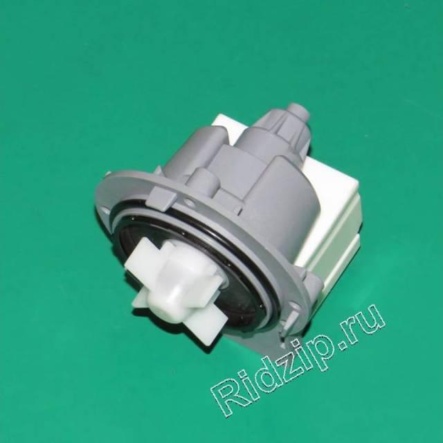 ZN5416 - Насос ( помпа ) Askoll 34w (на винт.клеммы вместе)  к стиральным машинам Разных фирм (Разных фирм)