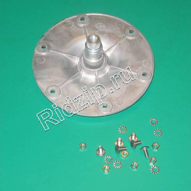 cod044 - Фланец барабана ( на обе стороны D=20mm, под подипник6 204 ) к стиральным машинам Разных фирм (Разных фирм)