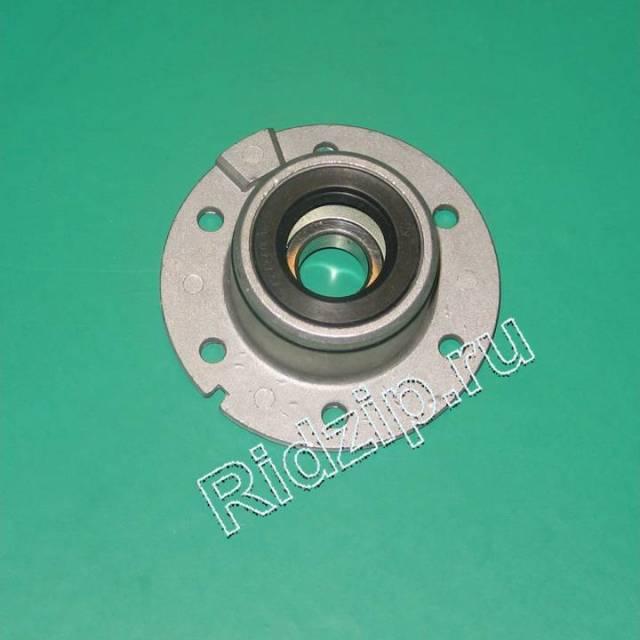 cod047 - Суппорт в сборе  ( подшипник 6 204 +сальник 30x47x7 мм. диаметр 100 мм.) подходит для Electroluxe к стиральным машинам Разных фирм (Разных фирм)